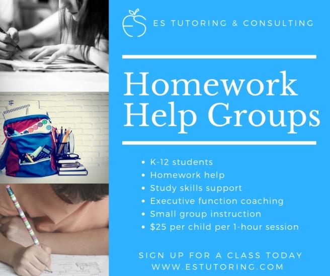 homework groups