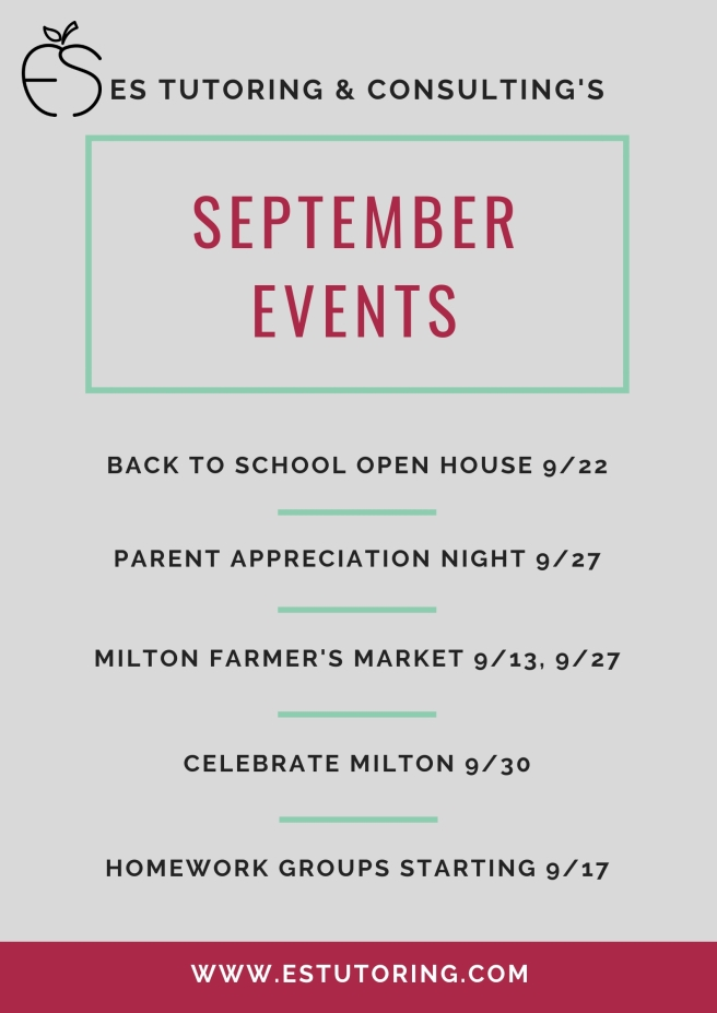 September Events